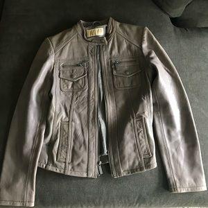 MK leather jacket